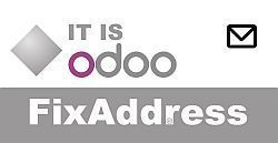 Odoo text and image block